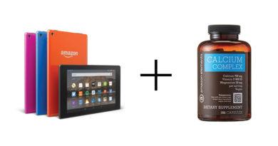 HD8 Tablet Plus Calcium Vitamins